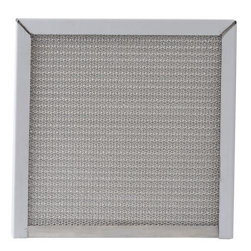 "Aluminum Mesh Filter 14"" x 14"""
