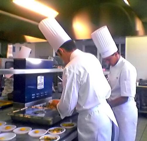 Commercial Kitchen Ventilation Basics